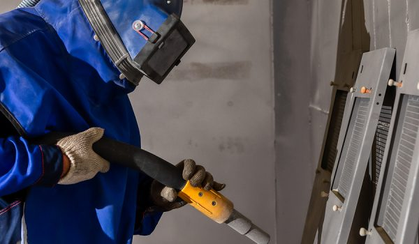 What Is Mobile Sand Blasting?